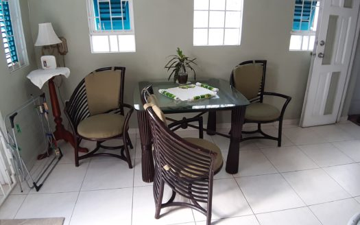 Beach Apartment for Rent - Beau Beau Beach Apartment in St. James