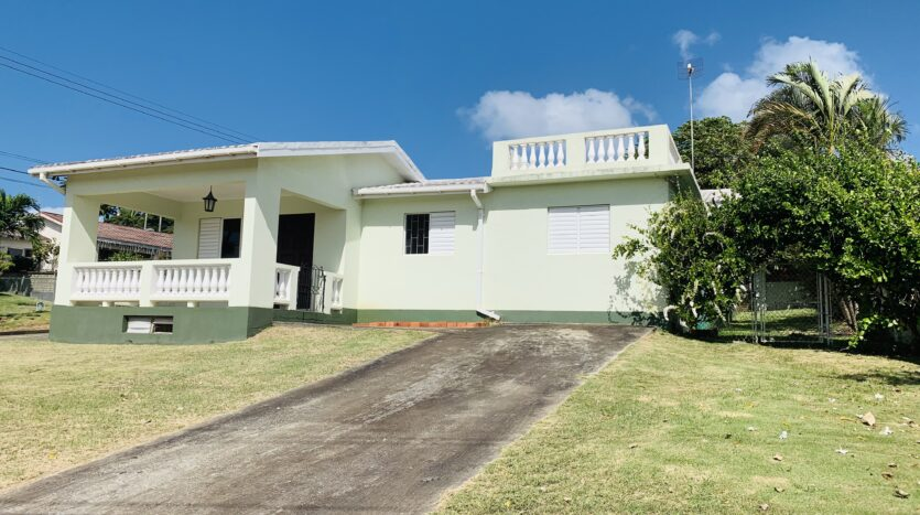 House for Sale Warrens Crescent St. Thomas Barbados